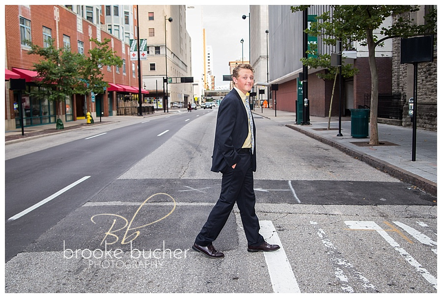 Cincinnati Senior Photographer
